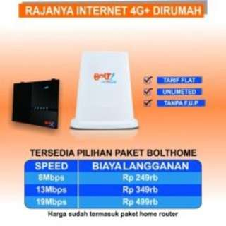 Bolt Home 4G Lte Unlimited