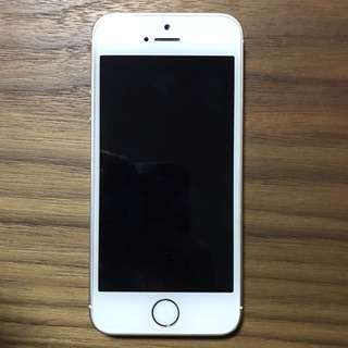 Iphone se 64gb (gold)