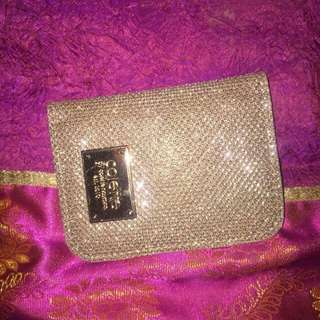Sparkly Card Holder by Collette