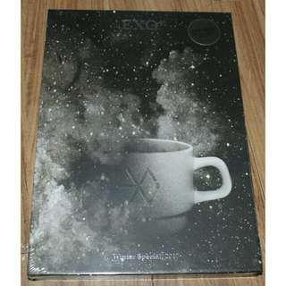 FAST ETA FIRST PRESS EXO universe winter album