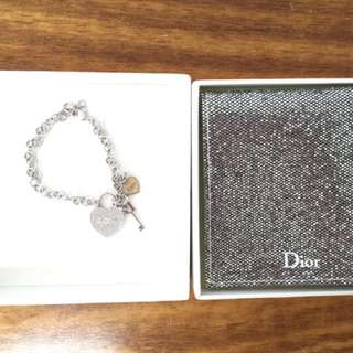 Christian Dior bracelet ring
