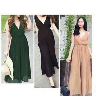 Readystock😘❤pleated Js💋