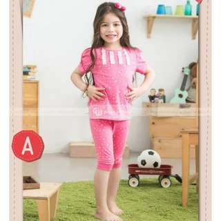 Girl Casual Wear - Suitable 18m-2y