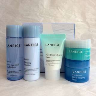 Laneige Anti Pollution Kit