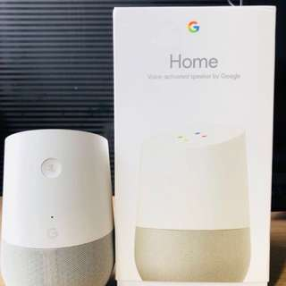 Google Home - used once
