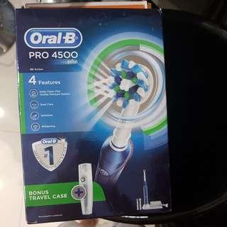 oral B pro 4500