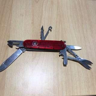Victorinox all purpose pocket knife