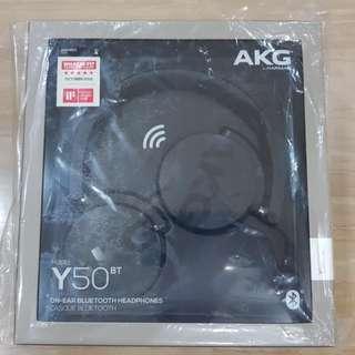 Brand new AKG Y50BT Headphone for $190.