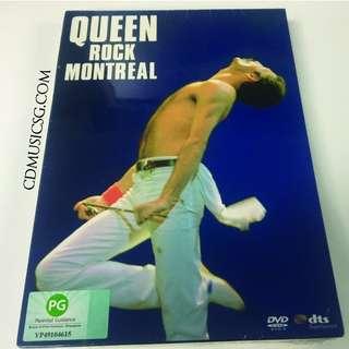 [DVD] Queen Rock Montreal