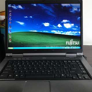 Fujitsu Laptop (Lifebook A6010) Working Condition