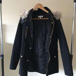 Warm Winter Fluffy Jacket