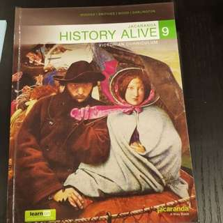 History Alive 9 (2017)