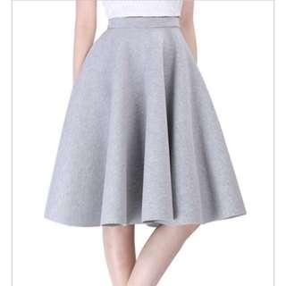 Doublewoot Dizara Skirt In Grey