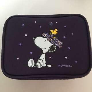 Innisfree x Snoopy Orchid Purple Box