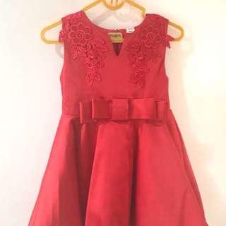 Dress Sara Kids (2 tahun)