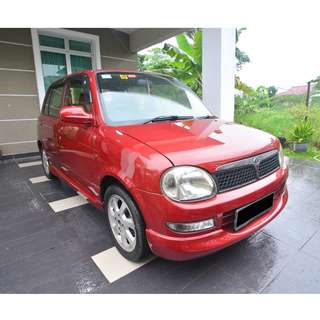 2006 Perodua Kelisa 1.0 EZ (AUTO) Special Edition for sale!