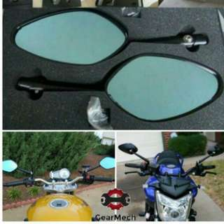 *New* Radial Side Mirror (Self Collection/ Postage)