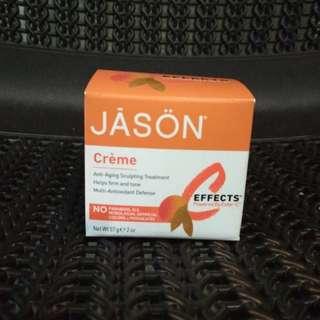 Organic anti-aging sculpting treatment cream