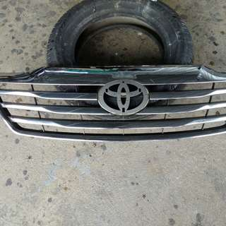 Grill fortuner 2010