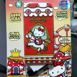 Hello kitty power bank (charger)