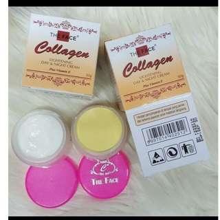 Cream collagen