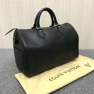 Louis Vuitton LV EPi 水波紋 Speedy 35