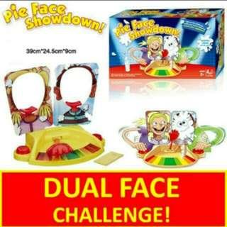 💥HOT SELLER💥 Dual Pie Face SHOWDOWN Challenge*INSTOCK*