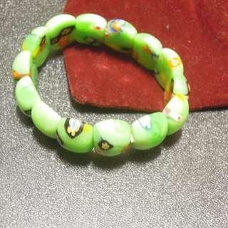 Jade like Bracelet