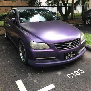 Toyota Mark X 2.5v6