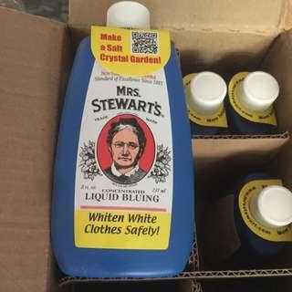 Mrs Steward Bluing Agent (Freshen White Shirt)