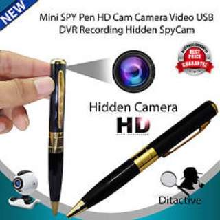 🔥RARE ITEM🔥 Spy Pen Hidden Video Camera