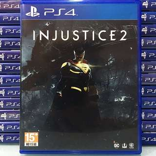 [PS4] Injustice 2