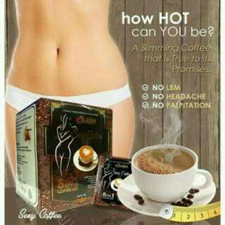 Rich ropa sexy 8in1 slimming coffee