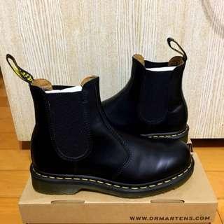 馬丁鞋Dr. Martens 2976 Chelsea Boot UK6 Black Smooth Leather