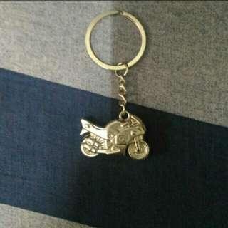 重機鑰匙圈