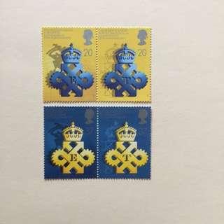 Great Britain Stamp 1990