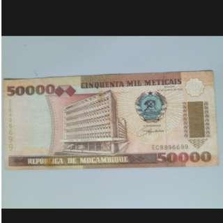 莫三比克 50000