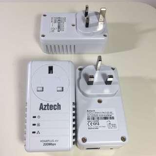 Aztech HOMEPLUP AV 200Mbps