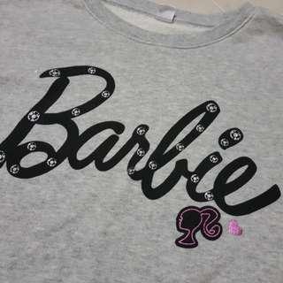 UNIQLO BARBIE  SWEATSHIRT