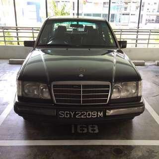 Mercedes-Benz E-Class E200 Saloon Auto