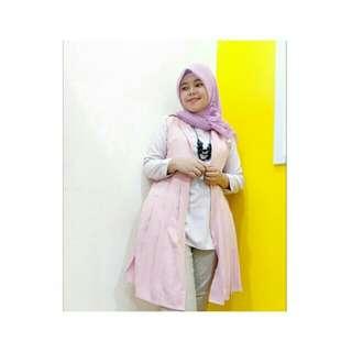 Pastel Tunik Cloth