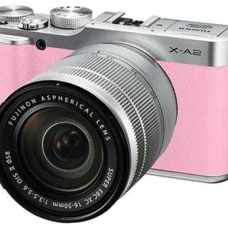 Fujifilm X-A2 Double lens 16-50mm & 50-230mm - Cicilan tanpa kartu Kredit