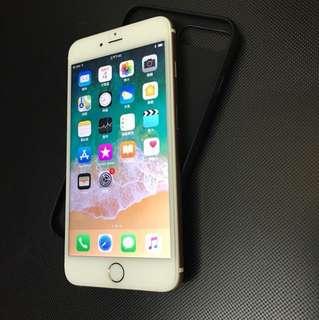 超級新淨粉金色iPhone6s plus 128gb