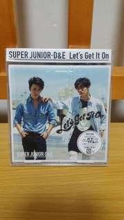 Super Junior -D&E 「Let's get it on」淨專