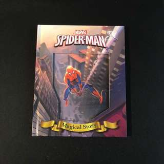 Spiderman Storybook