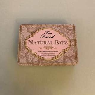 Too Faced 'Natural Eyes'