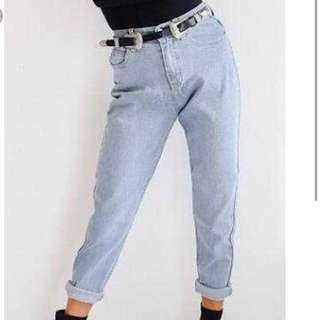 AFENDS high waist jeans