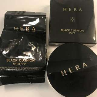 Hera black cushion shade 15