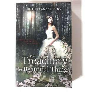The Treachery of Beautiful Things Book