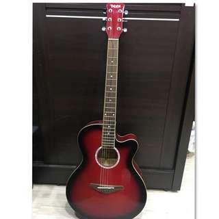 民謠吉他 (有袋子)
